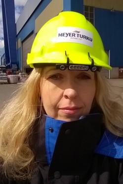 Ulla Lainio, Finpro